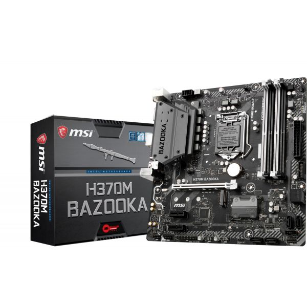 Motherboard MSI H370M Bazooka - 911-7B24-020