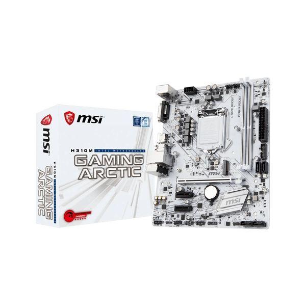 Motherboard MSI H310M Gaming Arctic