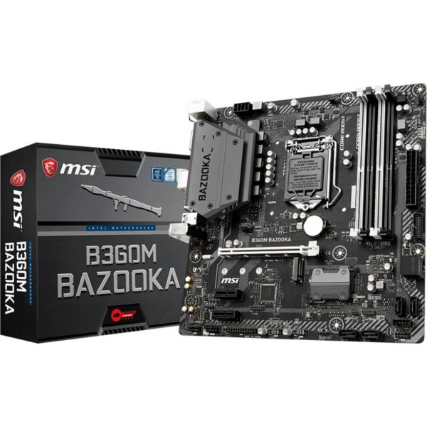 Motherboard MSI B360M Bazooka - 911-7B24-001