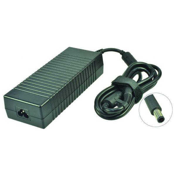 HP Ac Adapter 200W Includes Power Cable - 693708-001