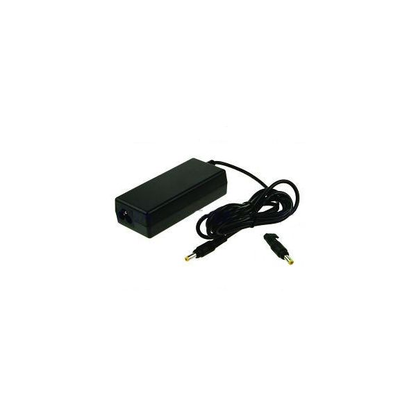 HP Ac Adapter 18.5V 3.5A 65W Includes Power Cable - 239704-001