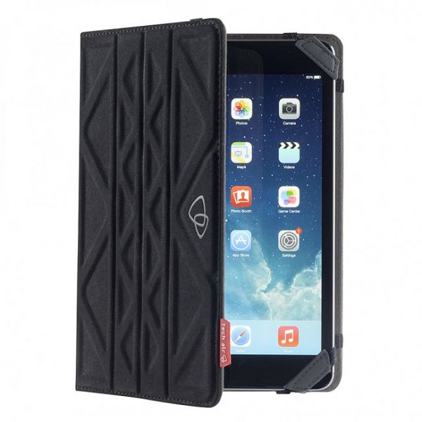 Tech Air Bolsa Tablet 10 1 Reversible Black/Grey - Taxut019
