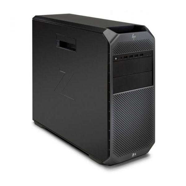 HP Worksation Z4 G4 + NVIDIA Quadro P600 2GB Kit w/2 Adapters + HP Z Turbo Drive 256GB TLC Z4/6 G4 SSD Kit - 2WU65EA-P