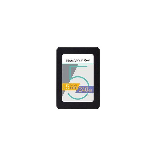 """Team Group 240GB L5 LITE 2.5"""" SATA III SSD - T2535T240G0C101"""