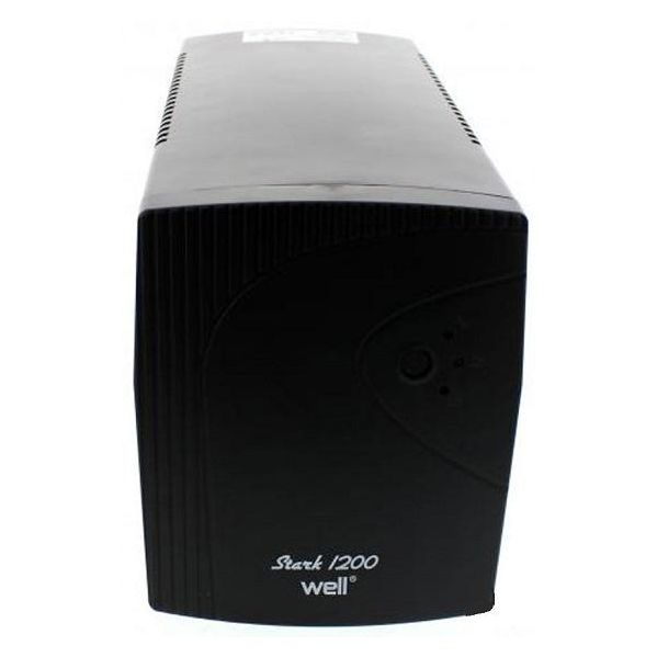 Well UPS 1200V - UPS-LINT-STARK1200
