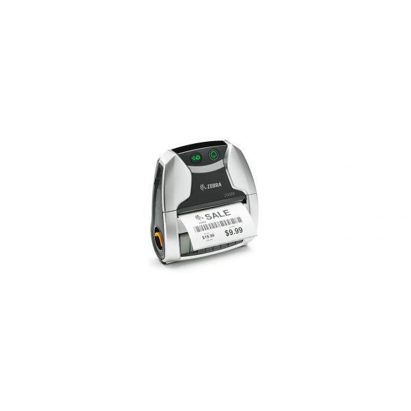Zebra ZQ320 Indoor 8 dots/mm (203 dpi) ZPL CPCL USB BT Wi-Fi