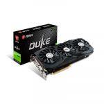 Placa Gráfica MSI GeForce GTX1080 Ti DUKE 11GB OC GDDR5X (PCIE)