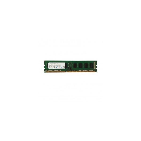 Memória RAM V7 4GB DDR3 1333 PC3-10600 CL9 - V7106004GBD-SR