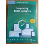 Kaspersky Total Security 2019 Multi-Dispositivos 5 Users 1 Ano