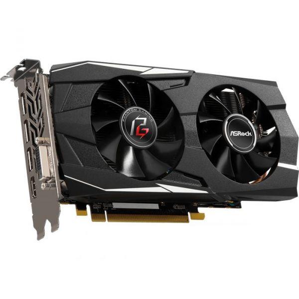 Placa Gráfica AsRock Phantom Gaming X Radeon RX570 8GB OC GDDR5 (PCI-E) - 90-GA0N00-00UANF