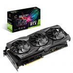 Placa Gráfica Asus GeForce RTX 2080 TI ROG Strix Aura OC 11GB GDDR6 (PCI-E) - 90YV0CC0-M0NM00