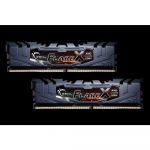 Memória RAM G.Skill 16GB Flare X (2x 8GB) DDR4 3200MHz CL16 Black - F4-3200C16D-16GFX