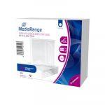 Mediarange Caixa CD 1 Disco Transparente Pack 5 Unidades - BOX31-T