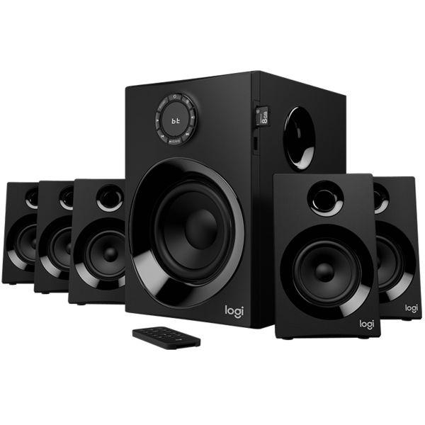 Logitech Speaker Surround Sound Z607 5.1