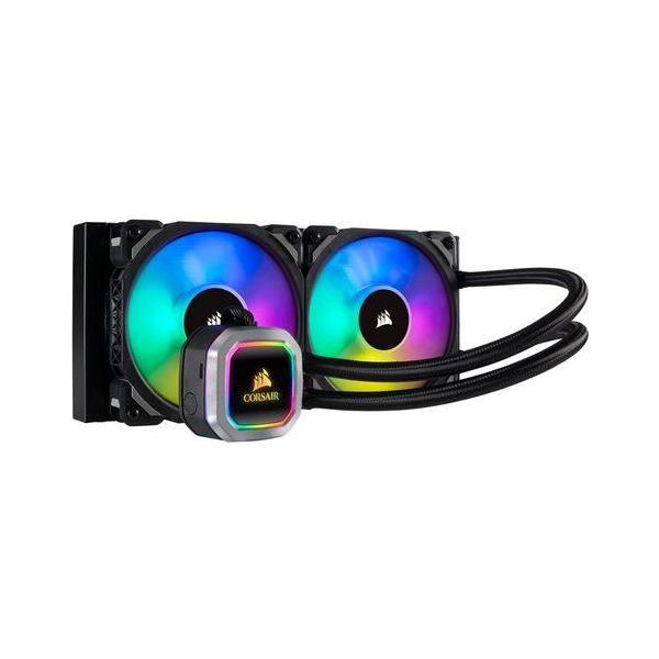 Corsair Hydro Series H100i RGB PLATINUM - CW-9060039-WW