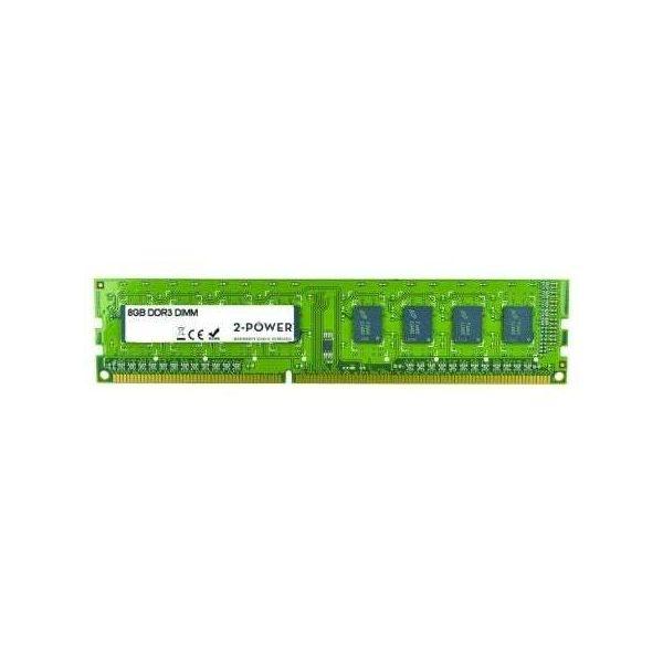 Memória RAM 2-Power Módulo DDR3 8GB Multispeed 1066/1333/1600 - MEM0304A