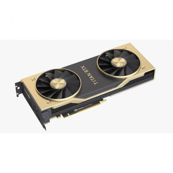 Nvidia GeForce RTX Titan 24GB GDDR6 (PCIE) - 900-1G150-2500-000