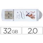 TechOneTech 32GB Que Vida mas Perra USB 2.0 - TEC4009-32