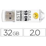 TechOneTech 32GB Noestuyo USB 2.0 - TEC4007-32