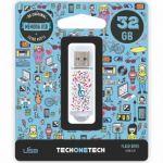 TechOneTech 32GB Music Dream USB 2.0 - TEC4003-32