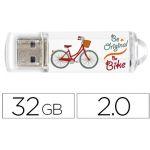 TECHONETECH 32GB Be Bike USB 2.0 - TEC4005-32