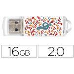 TECHONETECH 16GB Music Dream USB 2.0 - TEC4003-16