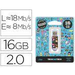 TECHONETECH 16GB Candy Pop USB 2.0 - TEC4001-16