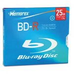 Memorex 25Gb Blu-Ray R - 034707055117