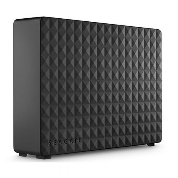 Disco Externo Seagate 8TB Expansion 3.5 USB 3.0 Black - STEB8000402