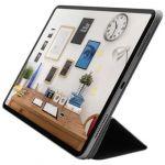 Macally Capa BookStand iPad Pro 2018 12.9'' Black