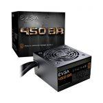EVGA BR 450W 80 Plus Bronze - 100-BR-0450-K2