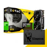 Placa Gráfica Zotac GeForce GTX1060 AMP! Edition 6Gb GDDR5X (PCI-E) - ZT-P10620C-10M