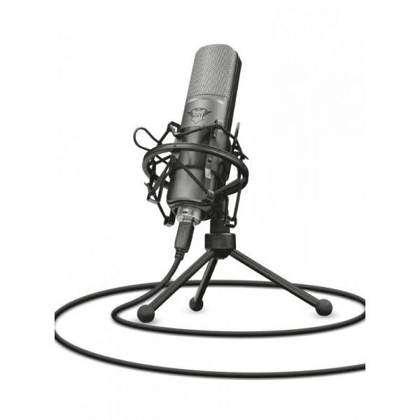 Trust Microfone GXT 242 Lance Streaming USB - 22614