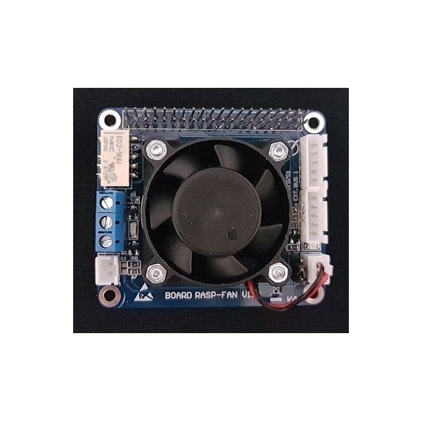 9fa94e5fa83 Raspberry Pi Interface Raspberry Pi Hat Ventoinhas Rasp-fan ...