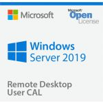Microsoft Windows Open-nl Remote Desktop Srvcs Usercal 2019 Sl - 6VC-03748