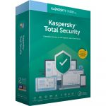 Kaspersky Total Security Dach 5-Device 2Jahre Base - KL1949GCEDS