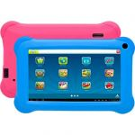 "Tablet Denver TAQ-70352 7"" 1GB 8GB + 2 Capas Blue And Pink"