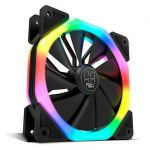 Nox D-Fan Dual Ring Rainbow 120MM RGB - NXHUMMERDFAN