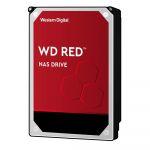 """Western Digital 6TB Red 3.5"""" 5400RPM 256MB SATA III - WD60EFAX-68SHWN0"""