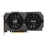 Placa Gráfica Asus GeForce GTX1650 ROG Strix OC 4GB GDDR5 (PCI-E) - 90YV0CX1-M0NA00