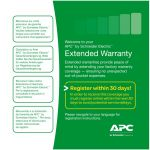 APC Extended Warranty (Renewal or High Volume) Contrato ex - WBEXTWAR1YR-AC-02