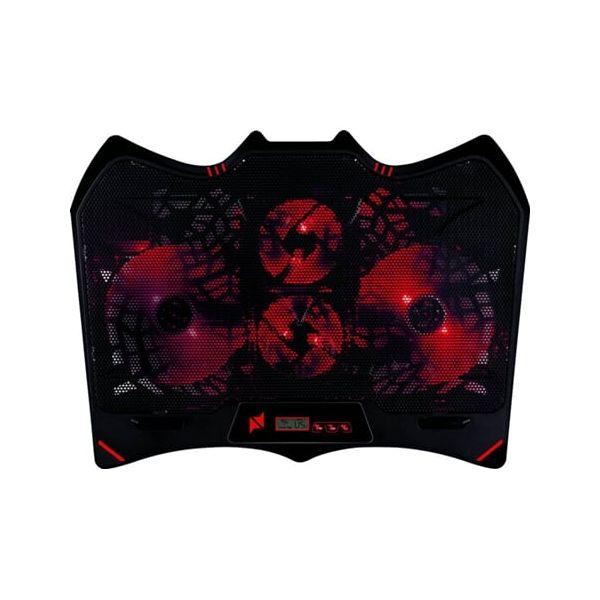 Nplay Cooler Portatil Unstoppable 5.0 Black / Red