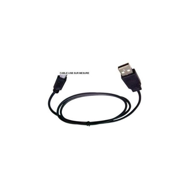 Cabo de dados USB PARA LG Optimus 3D Max P720 Ozzzo