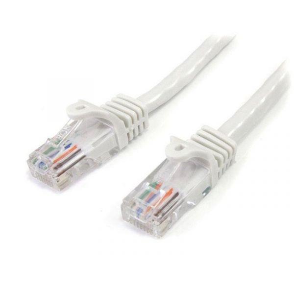 StarTech.com 45PAT3MWH cabo de rede