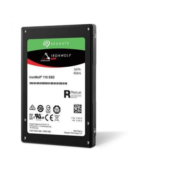 Seagate 960GB IronWolf 110 SSD SATA - ZA960NM10011