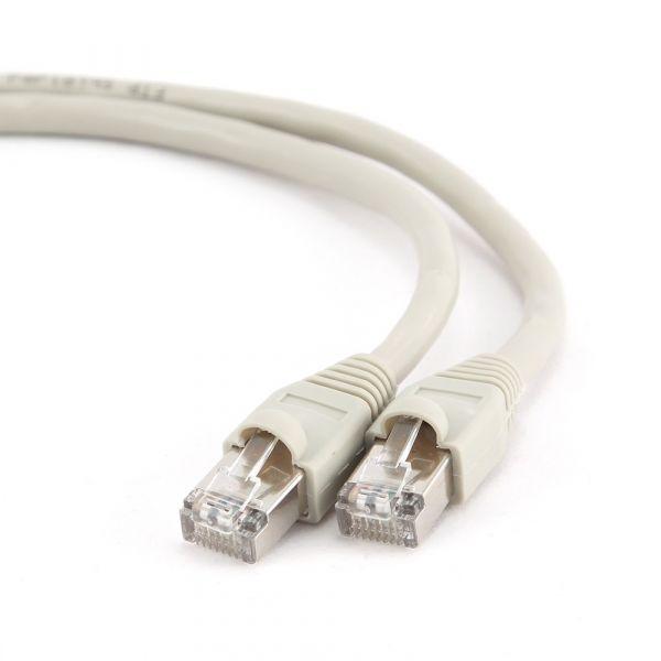 cabo de rede Gembird PP6U-30M Cat6 U/UTP (UTP) Cinzento