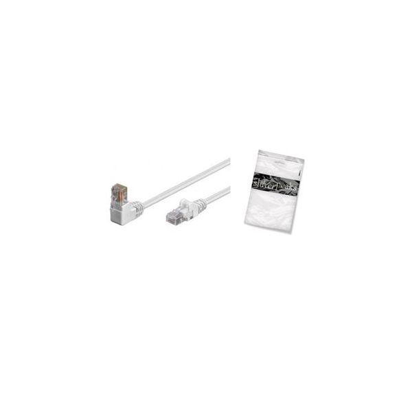 cabo de rede shiverpeaks S/FTP, Cat.6, PIMF, 20.0m 20 m Cat6 S/FTP (S-STP) Branco