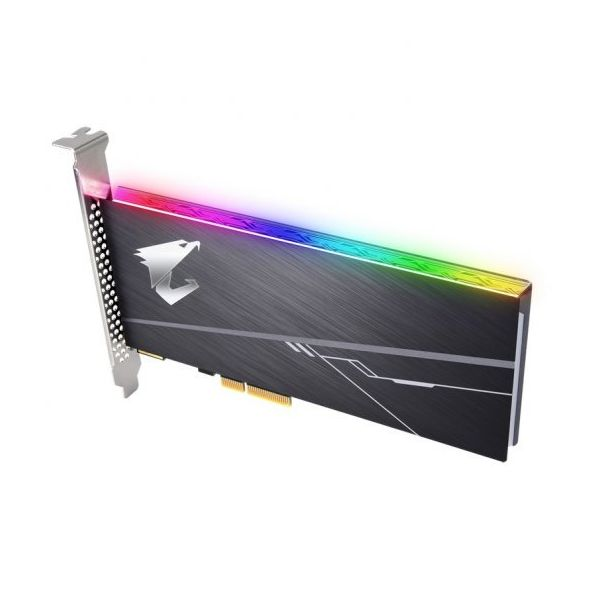 Gigabyte Aorus RGB AIC 1TB SSD M.2 PCI Express NVMe - ASACNE2100TTTDR