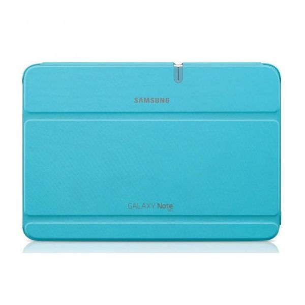 Samsung Galaxy Note 10.1 Original Book Cover Blue - EFC-1G2NLECSTD