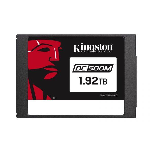 "Kingston 1920G SSDNOW DC500M 2.5"" SSD - SEDC500M/1920G"